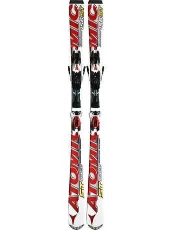 Горныне лыжи с креплениями Atomic Race ST + XTO 10 SPORT 11/12