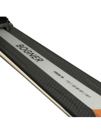 Горные лыжи Bogner Vision TR + Xcell Premium Edition 18/19