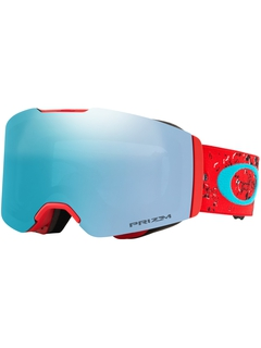 Маска Oakley Fall Line Arctic Fracture Red Sea / Prizm Snow Sapphire Iridium