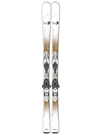 Горные лыжи с креплениями Salomon Origins Bamboo + Z10 Ti B80 W 12/13