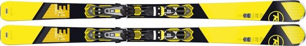 Горные лыжи Rossignol Experience 84 Ca + Axium 120 TPI2 (14/15)