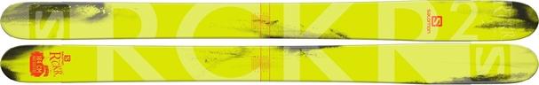 Горные лыжи Salomon Rocker2 122 (14/15)