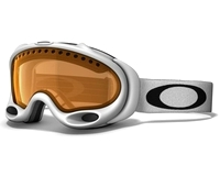 Маска Oakley A-Frame Matte White / Persimmon (13/14)