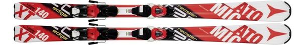 Горные лыжи Atomic Redster JR Edge + XTE 7 (14/15)