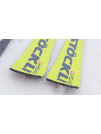 Горные лыжи Stockli Laser AX + крепления XM 13 18/19