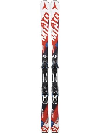 Горные лыжи Atomic Redster Edge SL + крепления XT 12 15/16