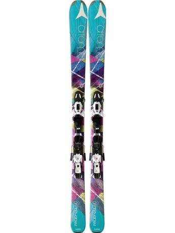 Горные лыжи Atomic Affinity Storm + XTO 10 13/14