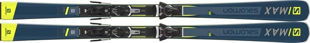 Горные лыжи Salomon S/Max 8 + крепления Z 11 Walk (18/19)