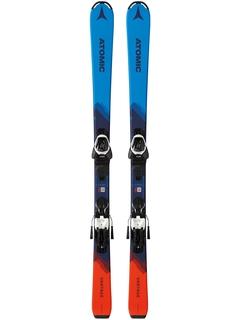 Горные лыжи Atomic Vantage JR 130-150 + крепления L 6 GW