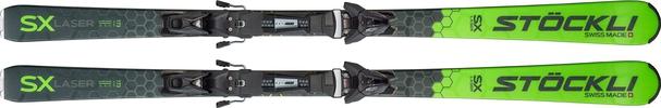 Горные лыжи Stockli Laser SX + крепления MC 12 (21/22)