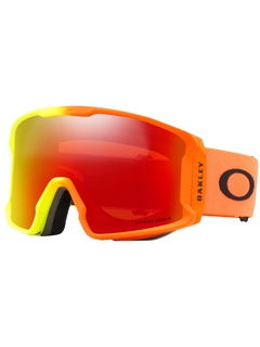 Маска Oakley Line Miner 2018 Team Oakley / Prizm Snow Torch Iridium