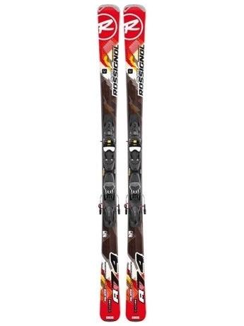 Горные лыжи с креплениями Rossignol Alias 74 + ZIP 100 L 12/13