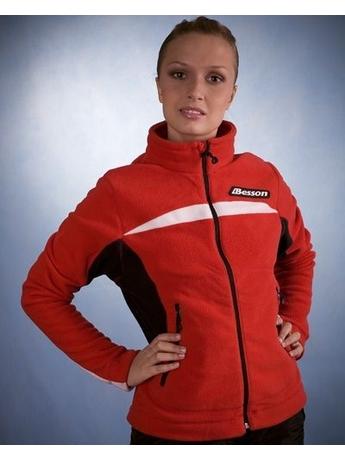 Куртка Besson Kals Fleece red