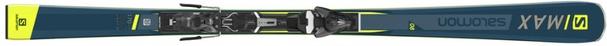 Горные лыжи Salomon S/Max 8 + крепления Mercury 11 (18/19)