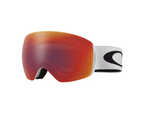 Маска Oakley Flight Deck XM Matte White / Prizm Torch Iridium