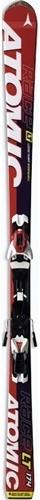 Горные лыжи Atomic Race LT + крепления XTO 12 10/11