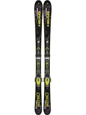 Горные лыжи Head Strong Instinct Ti + PR 11 15/16