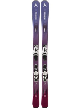 Горные лыжи Atomic Vantage X 77 C W + крепления Lithium 10 18/19
