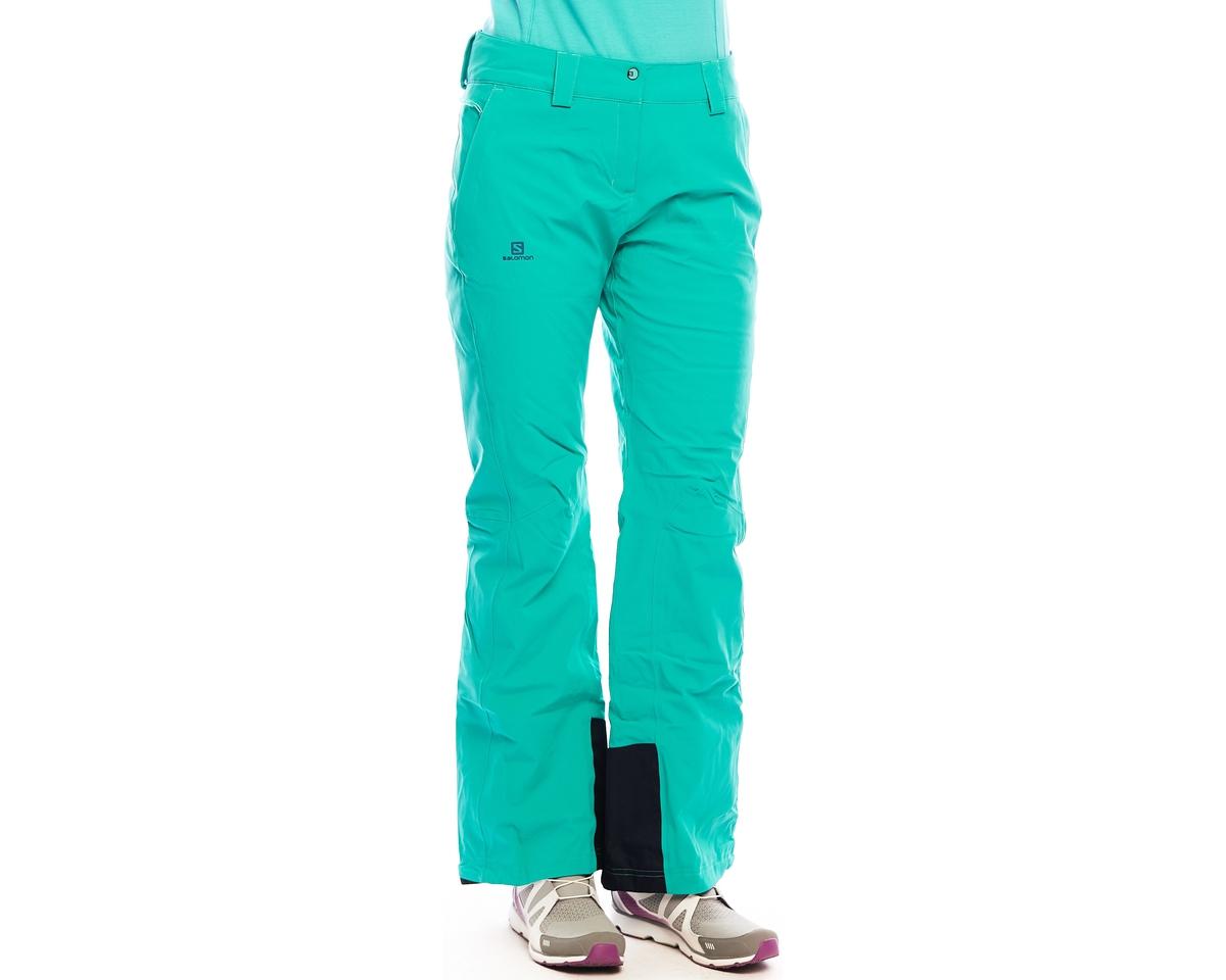70d8a8cf90be7 Брюки Salomon Icemania Pant W купить женская горнолыжная одежда в ...