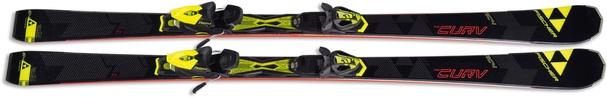 Горные лыжи Fischer RC4 The Curv Ti Allride + крепления RC4 Z11 (16/17)