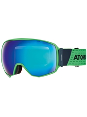Маска Atomic Count 360 HD Green / Blue