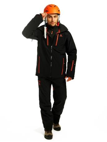 Куртка Salomon S-Line 3:1 Jacket M Black