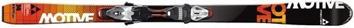 Горные лыжи с креплениями Fischer Motive 74 Powerrail + RS11 Powerrail (12/13)