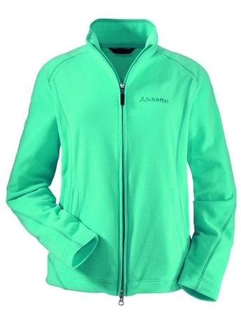 Женская куртка Schoffel Leona морской волны