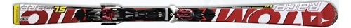 Горные лыжи Atomic Race Ti SL + крепления NEOX TL 12 (10/11)