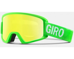 Маска Giro Semi Bright Green Monotone / Loden Green + Yellow