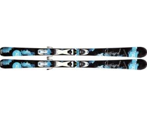 Горные лыжи с креплениями Rossignol Attraxion Light WZIP + ZIP Saphir 100S ZIP2 11/12