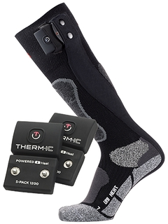 Комплект Therm-ic Powersock Set Heat Uni + S-Pack 1200