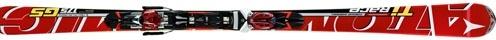Горные лыжи с креплениями Atomic Race TI GS + NEOX TL 12 (11/12)