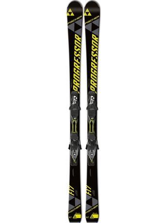 Горные лыжи Fischer Progressor F17 + RS10 15/16