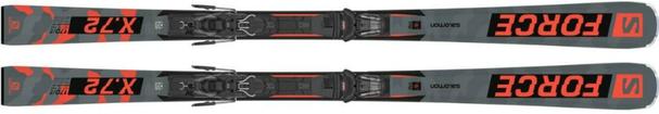 Горные лыжи Salomon S/Force X72 + крепления M10 GW L80 (21/22)