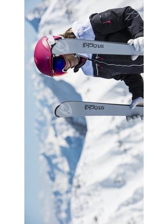 Горные лыжи Stockli Spirit Motion + крепления Lithium 10 16/17