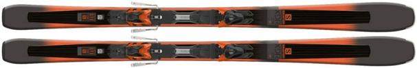 Горные лыжи Salomon XDR 79 CF + XT 10 (17/18)