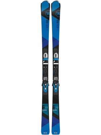 Горные лыжи Rossignol Experience 77 Ca + Xelium 110 15/16