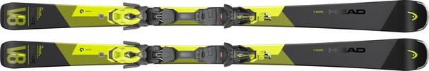Горные лыжи Head V-Shape V8 + крепления PR 11 (21/22)