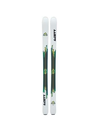 Горные лыжи с креплением Scott Aztec + EL 10 12/13