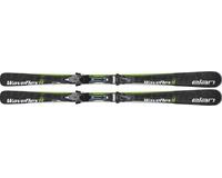 Горные лыжи Elan Waveflex 8 QT + крепления EL 10 (14/15)