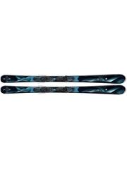 Горные лыжи Salomon Astra + крепления Lithium 10 W (16/17)