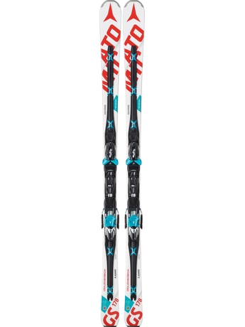 Горные лыжи Atomic Redster Doubledeck 3.0 GS + крепления X 12 TL 16/17