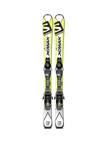 Горные лыжи Salomon X-Max Jr S + крепления EZY5 15/16