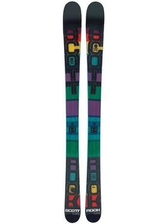 Горные лыжи с креплениями Scott Rook + Mojo 11 Wide 88 11/12