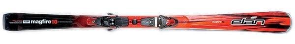 Горные лыжи Elan Magfire 10 Fusion + крепления ELD 11 Fusion 07/08 (07/08)