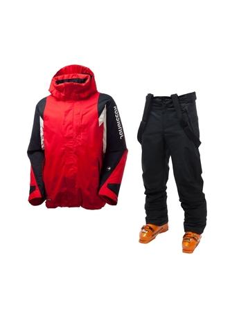 Детский костюм Rossignol FRONTSIDE куртка + брюки