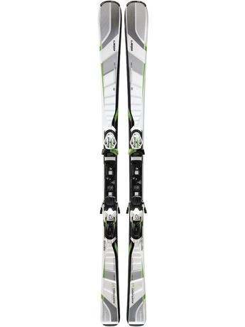 Горные лыжи Elan Amphibio 14 + крепления ELX 12.0 13/14