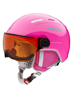 Горнолыжный шлем с визором Head Maja Visor