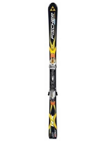 Горные лыжи Fischer RX Pure Heat + крепления FS10 RAILFLEX 2 07/08